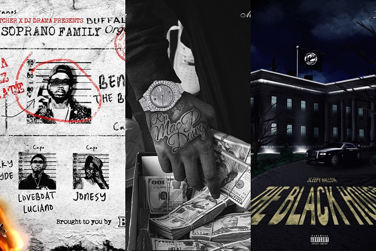 Shoreline Mafia, Benny The Butcher, Sleepy Hallow and More: New Projects This Week