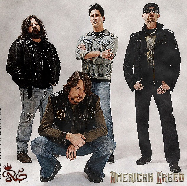 """Rock'n'roll Band American Greed Releases New LP And Music Video For """"Together"""" : Listen"""