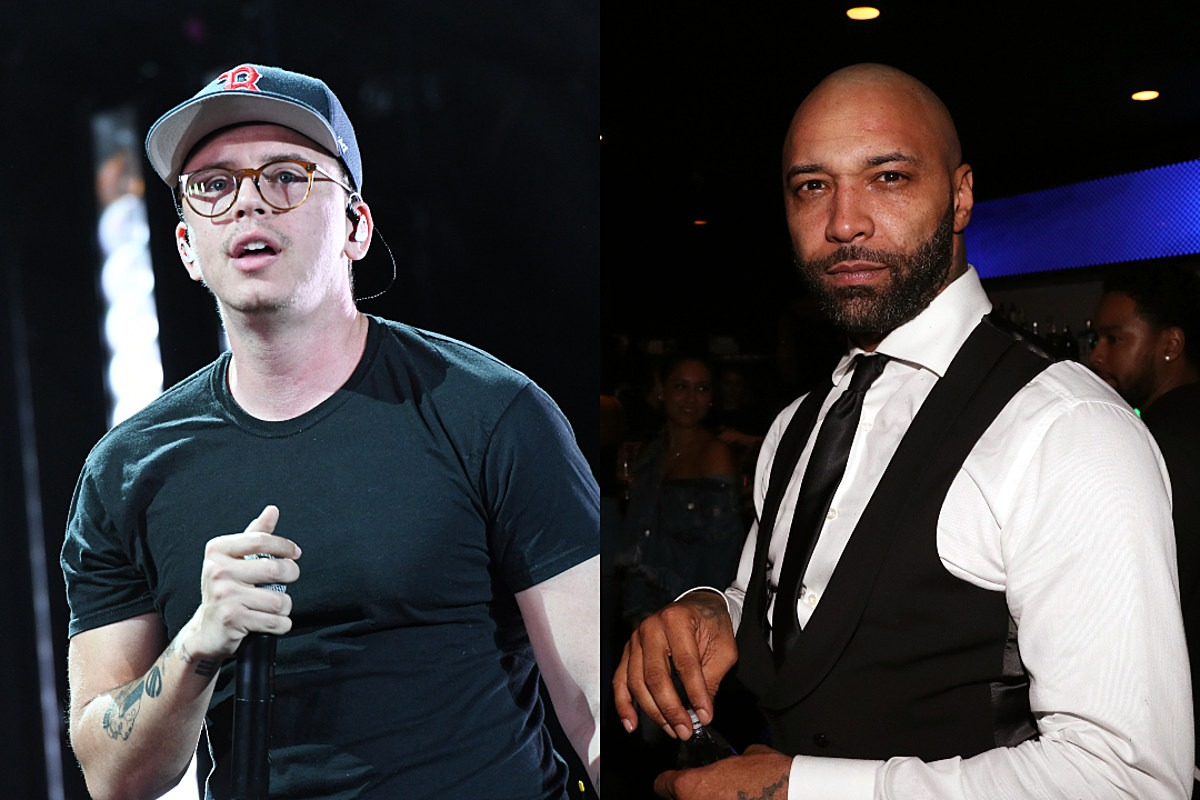 "Logic Says Joe Budden's Words ""Make People Want to Kill Themselves"" and Led to His Depression"
