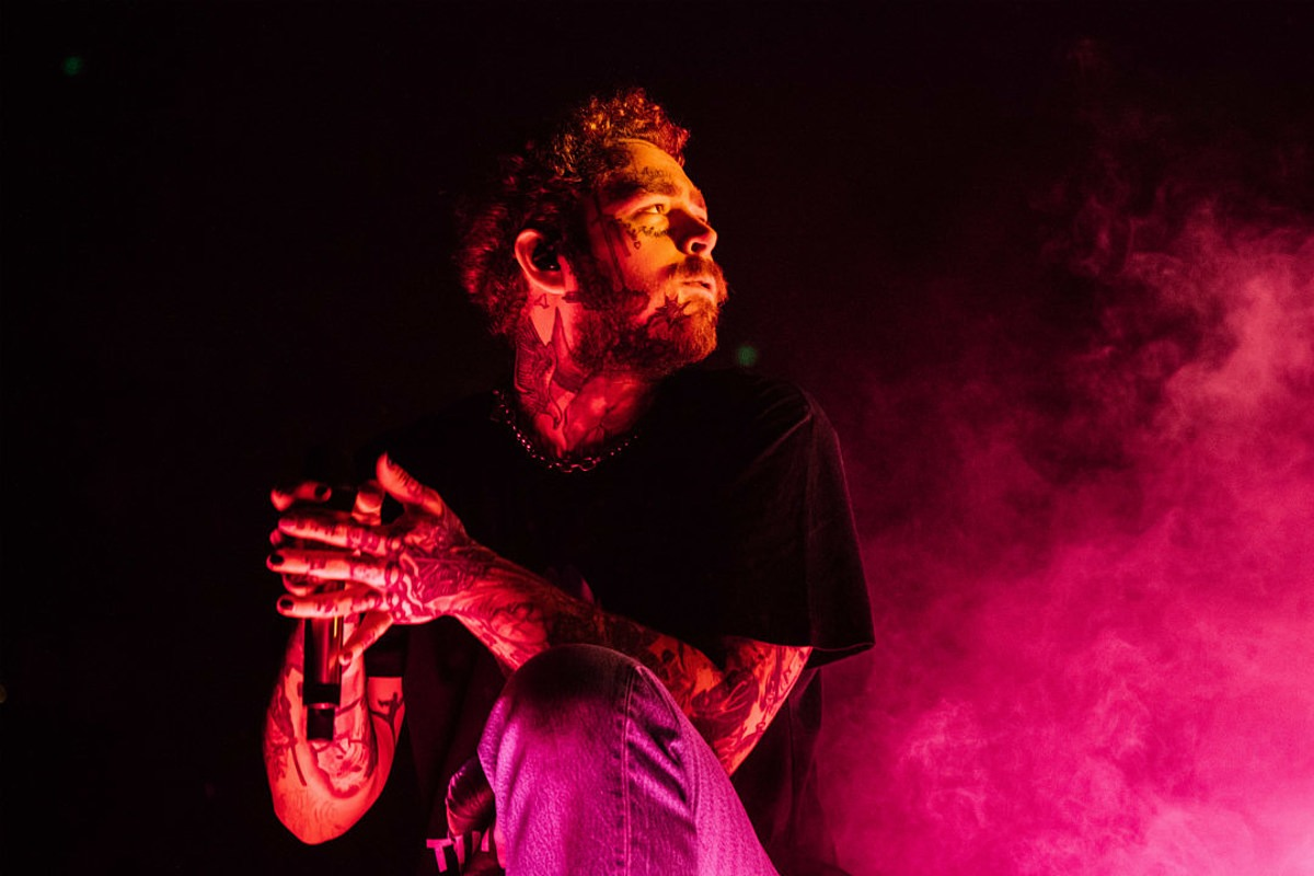 Post Malone Claims He's Had Multiple UFO Encounters