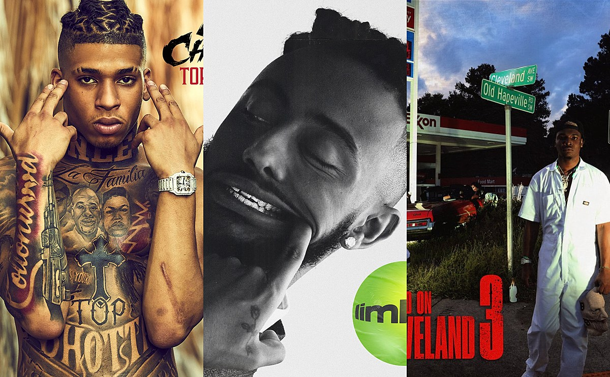Amine, NLE Choppa, Lil Keed and More: New Projects This Week