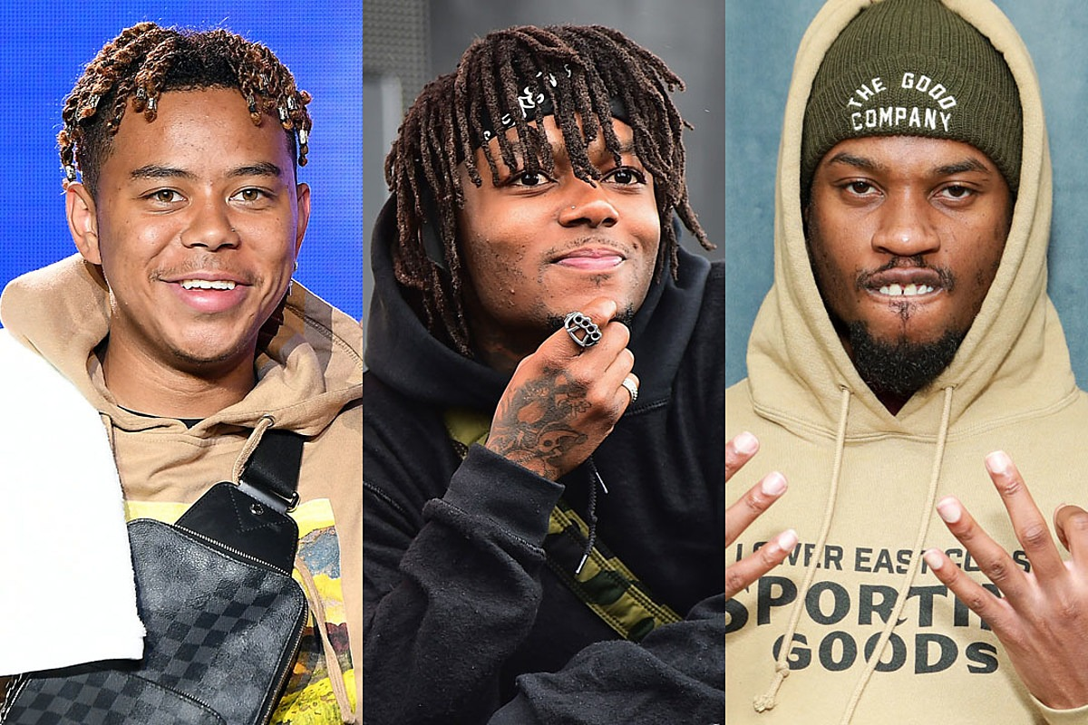 These Are the Current Middle Children of Rap