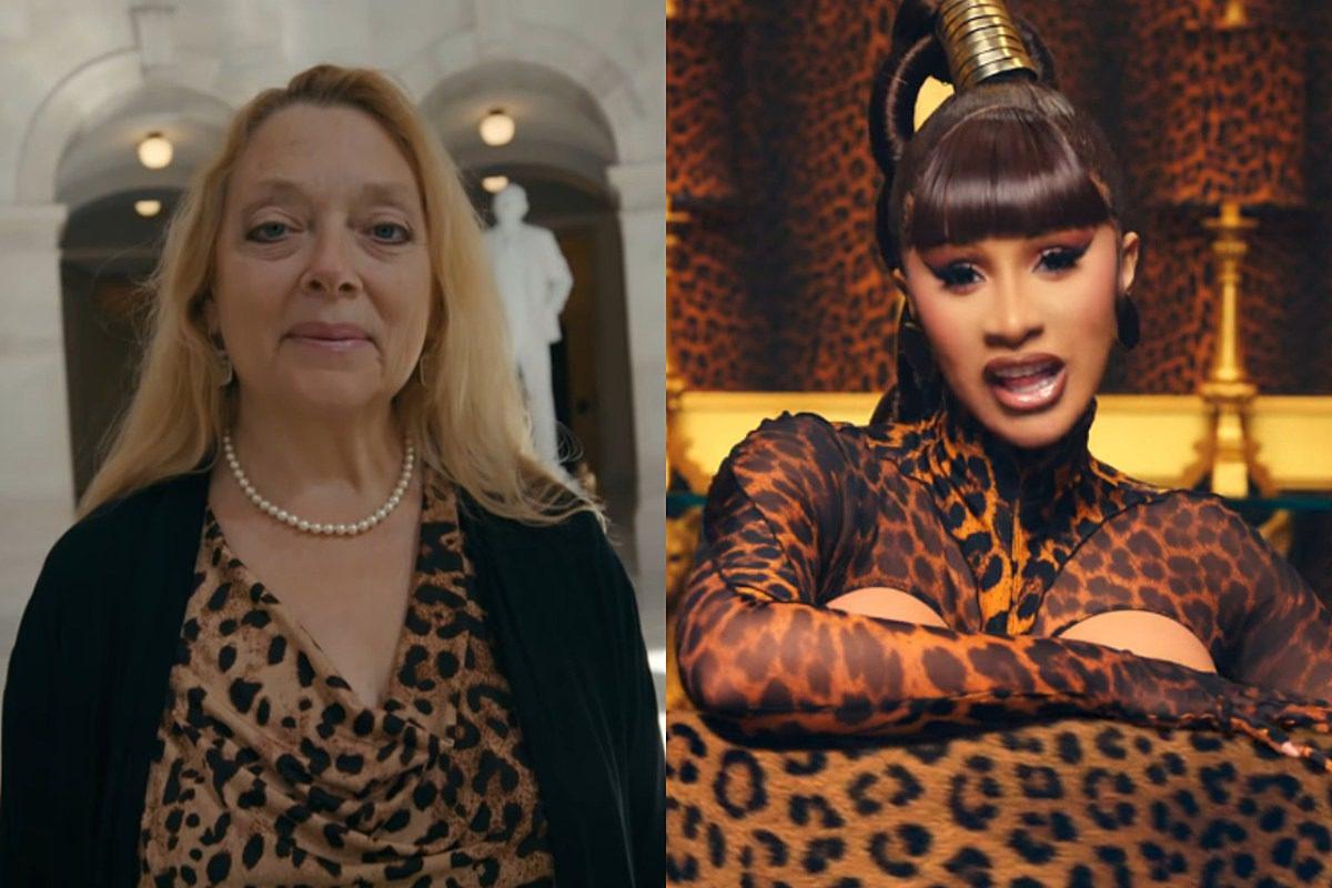 "Tiger King Star Carole Baskin Says Cardi B's ""Wap"" Video Abused Big Cats"