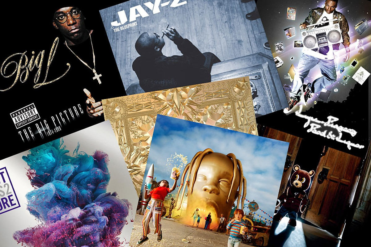 The Definitive Guide to the Best Summer Hip-Hop Albums Since 2000