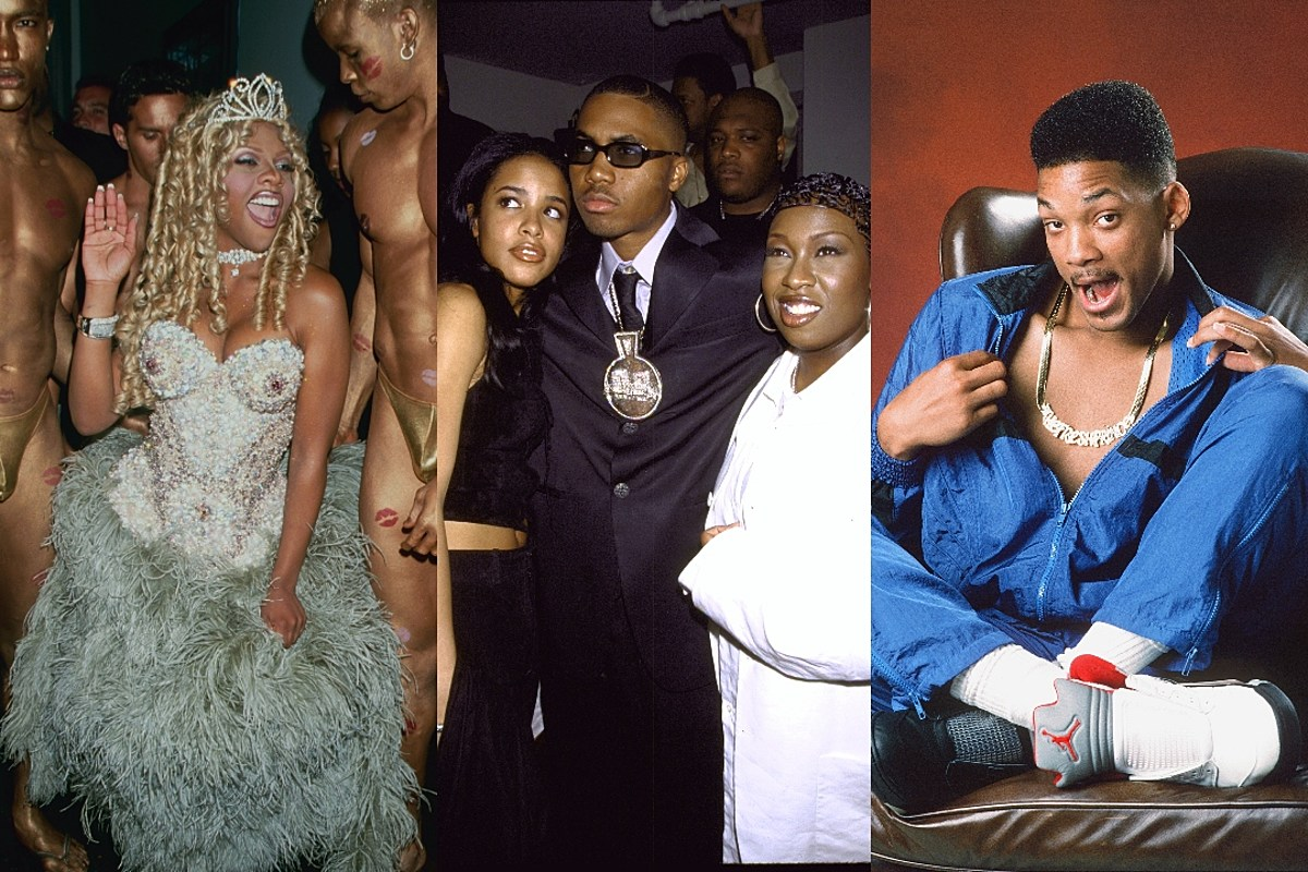 These Are Hip-Hop Throwback Photos You Need to See