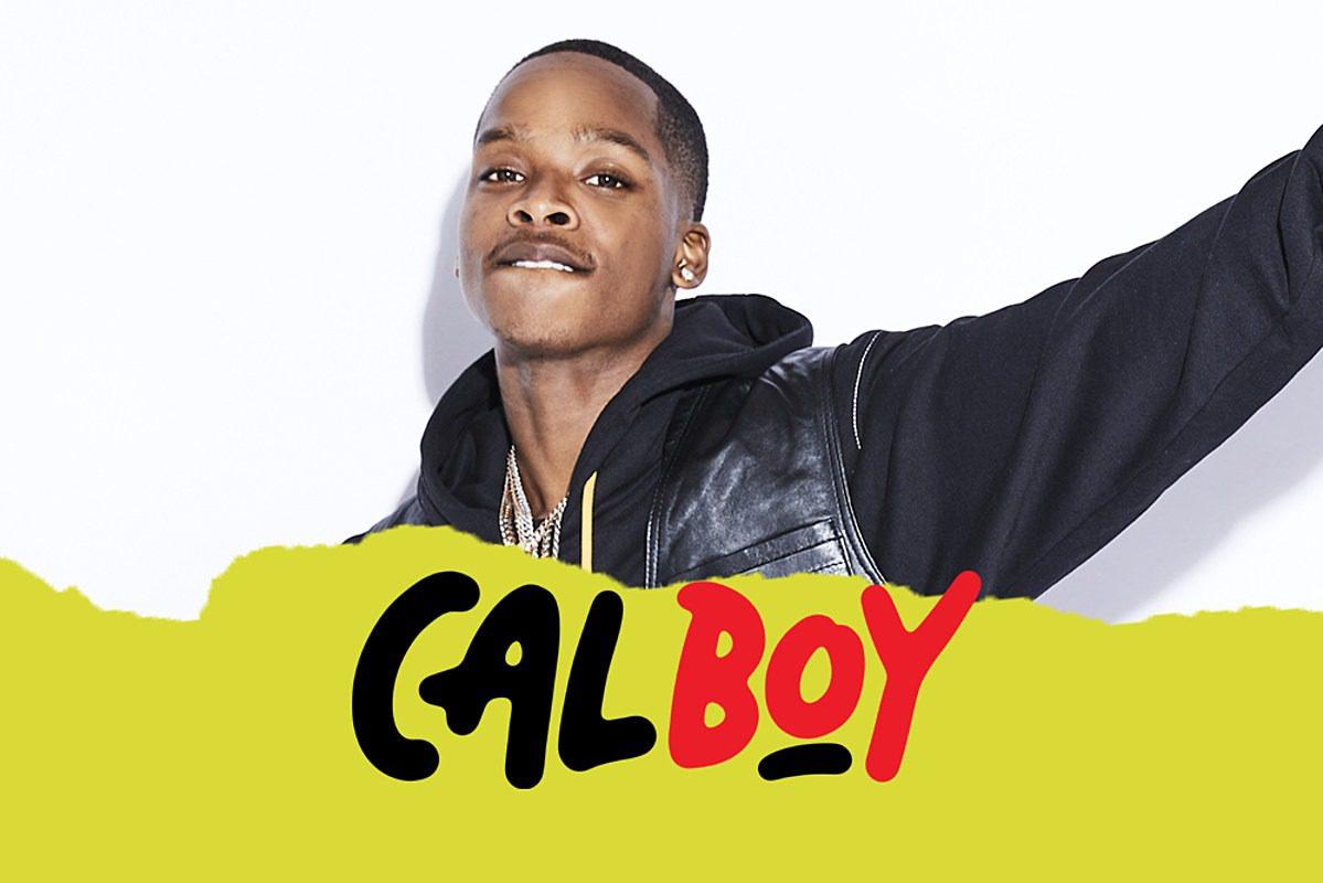 Calboy – 2020 XXL Freshman – XXL