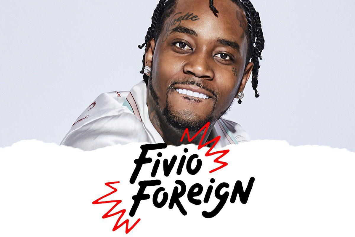 Fivio Foreign – 2020 XXL Freshman – XXL