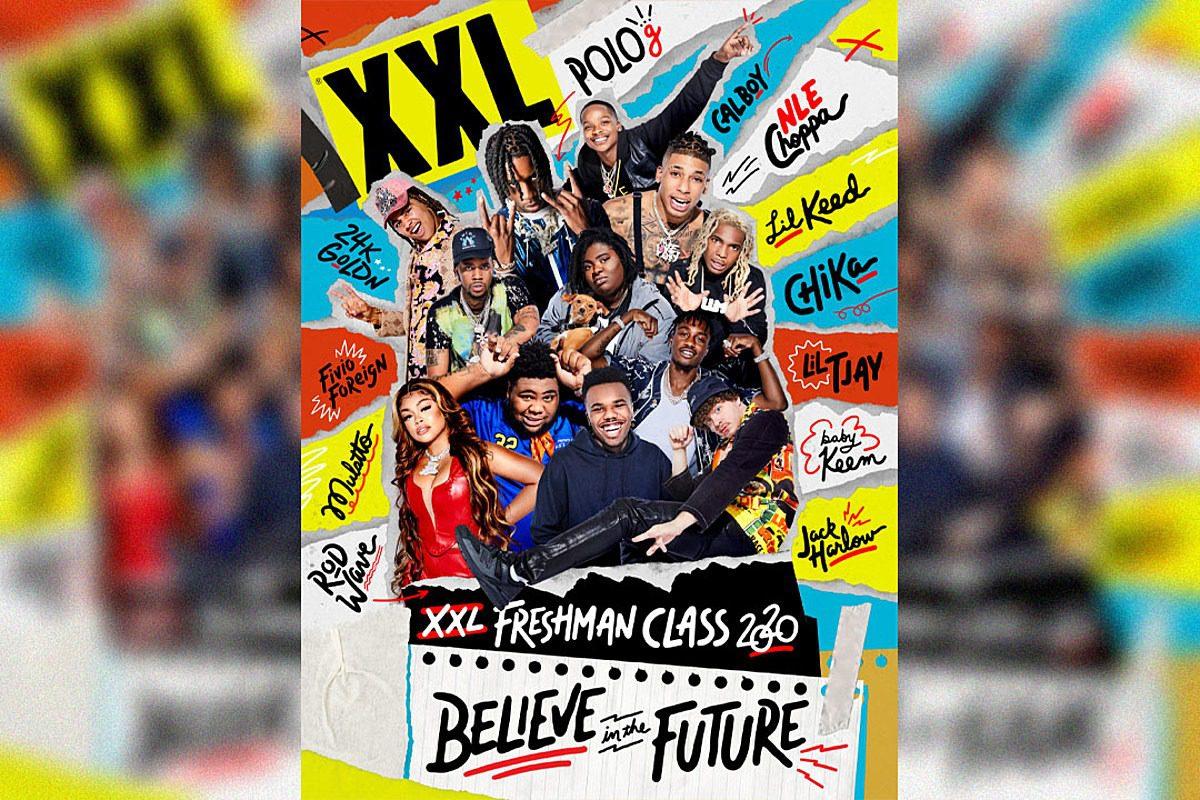 XXL 2020 Freshman Class Revealed