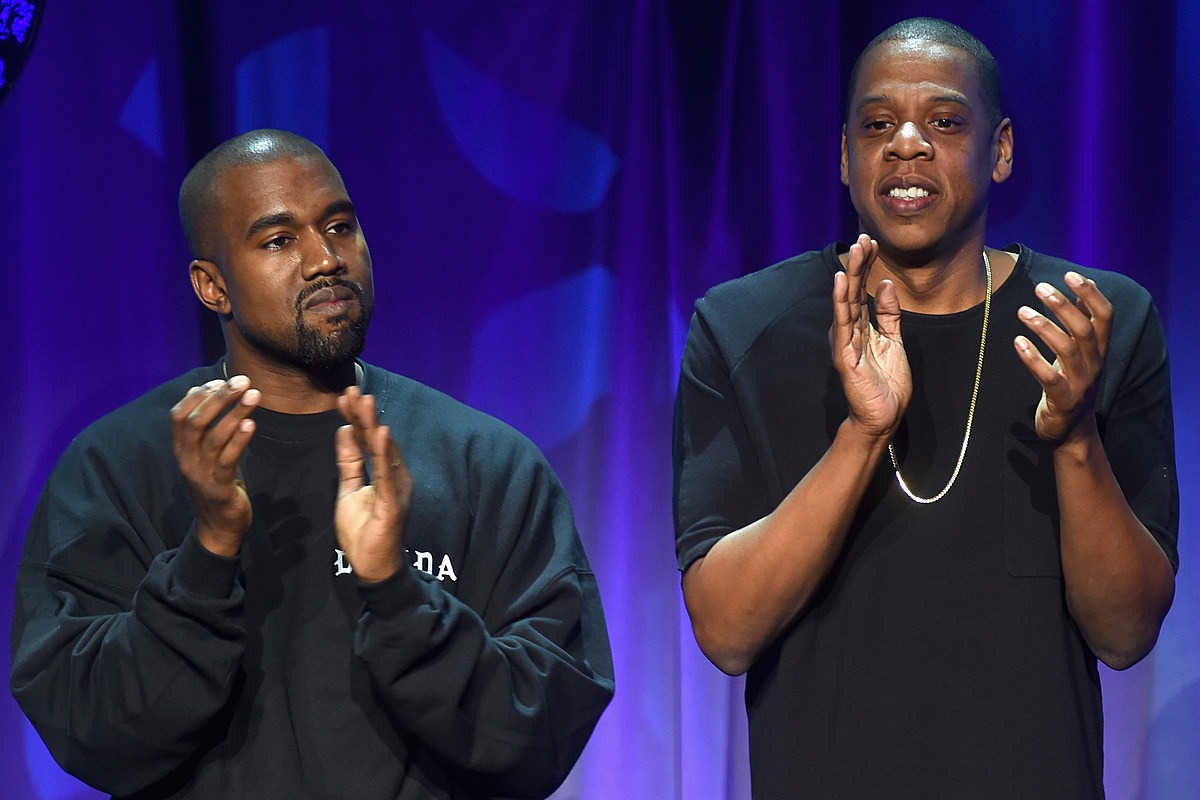 """Kanye West Says He Misses His """"Bro"""" Jay-Z"""