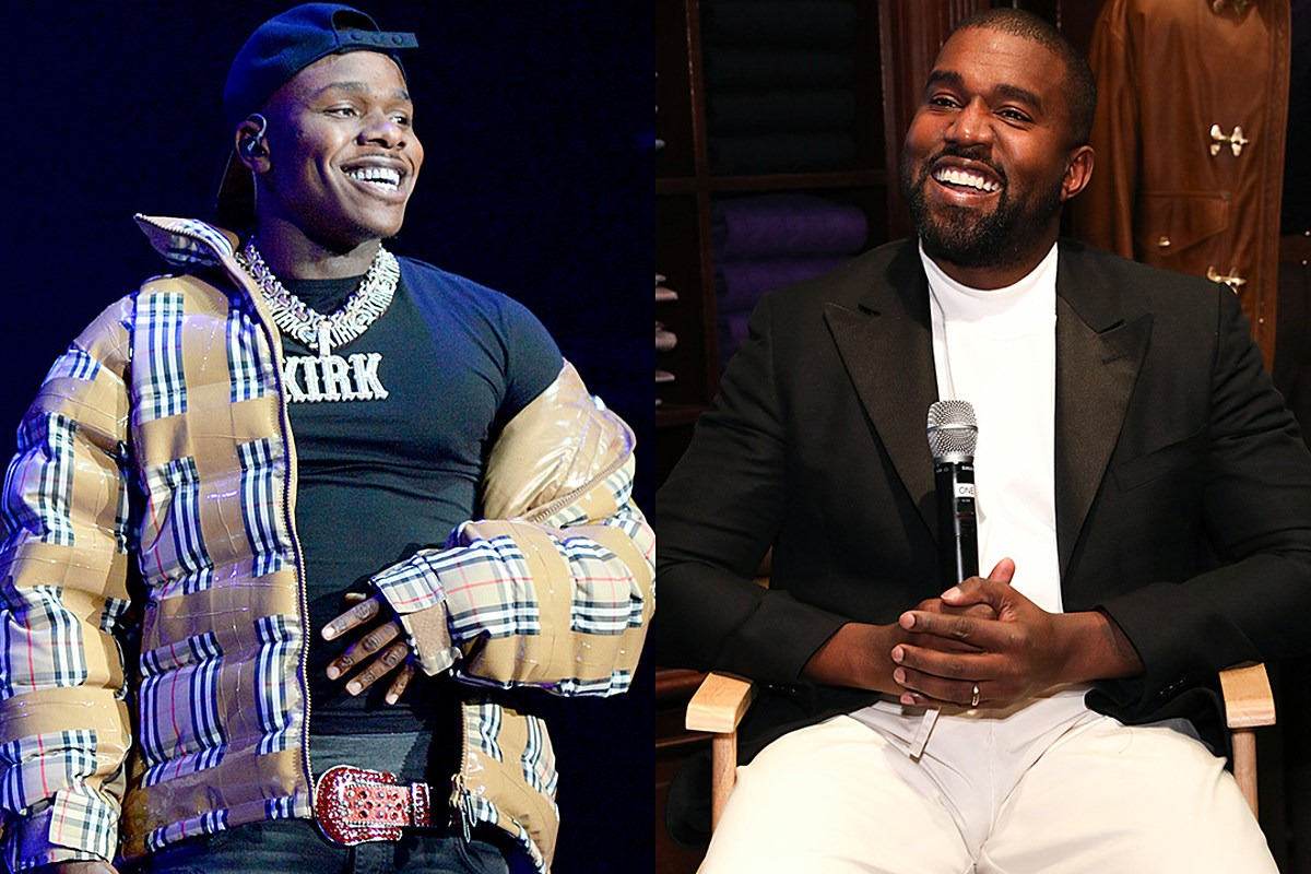 DaBaby Says He's Voting for Kanye West