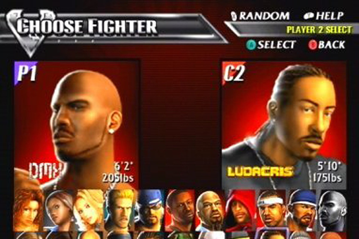 Is Def Jam Releasing a New Fight Video Game?