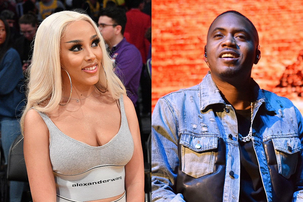 """Doja Cat Responds to Nas Dissing Her in New Song """"Ultra Black"""""""