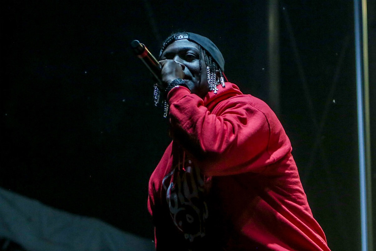 Lil Yachty Performs Drive-In Concert: Video