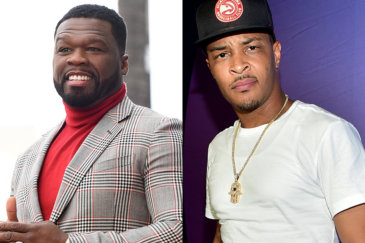 50 Cent and T.I. Are Making a New TV Show About Hip-Hop Murders