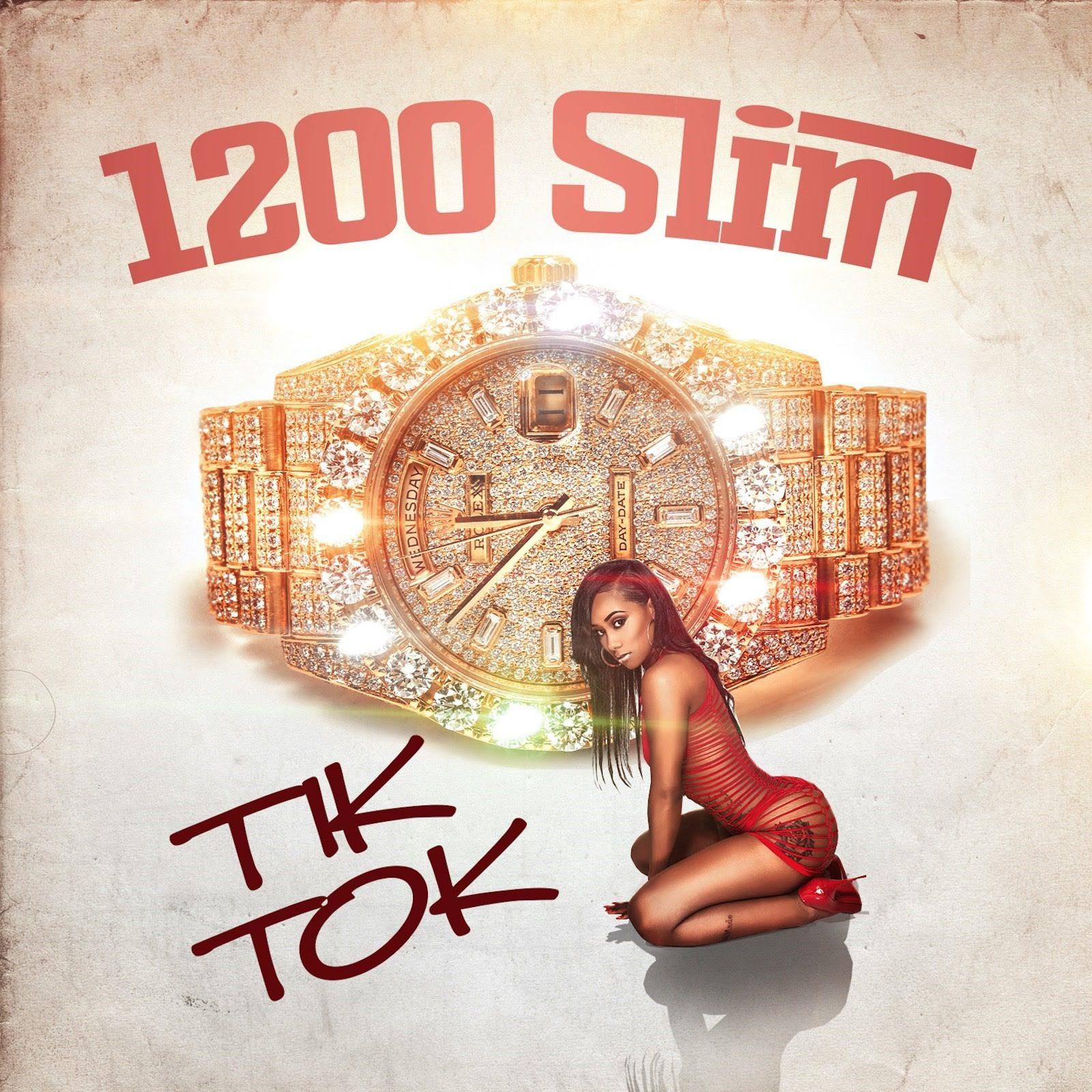 """1200 Slim Drops Melodic Rap Banger """"TIK TOK"""""""