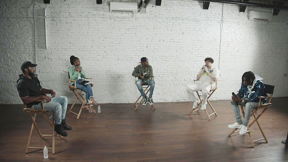 2020 XXL Freshman Class Discuss Police Brutality, Racism and Social Justice With Until Freedom – Part 1 The Past