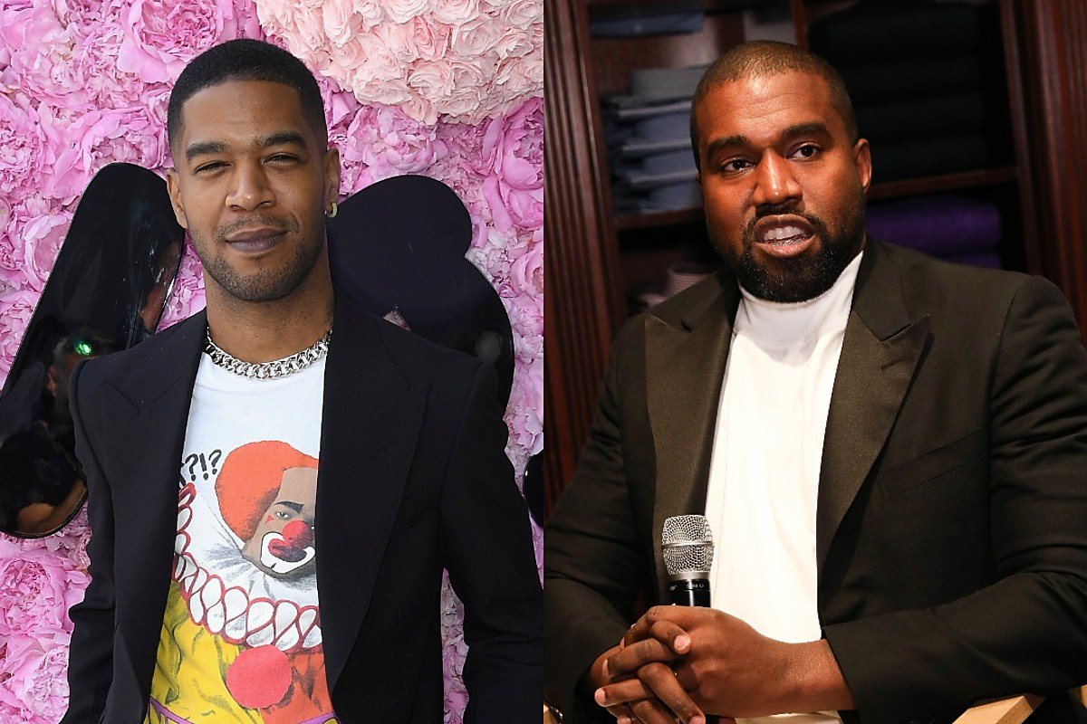 Kid Cudi Says He Disagrees With Kanye West's Views on President Trump and They No Longer Speak About Him