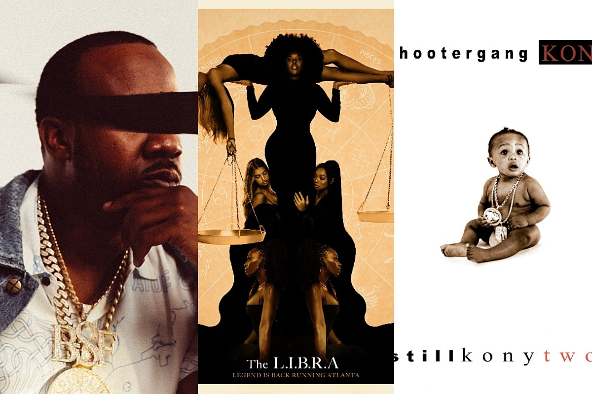 T.I., Benny The Butcher, ShooterGang Kony and More: New Projects This Week