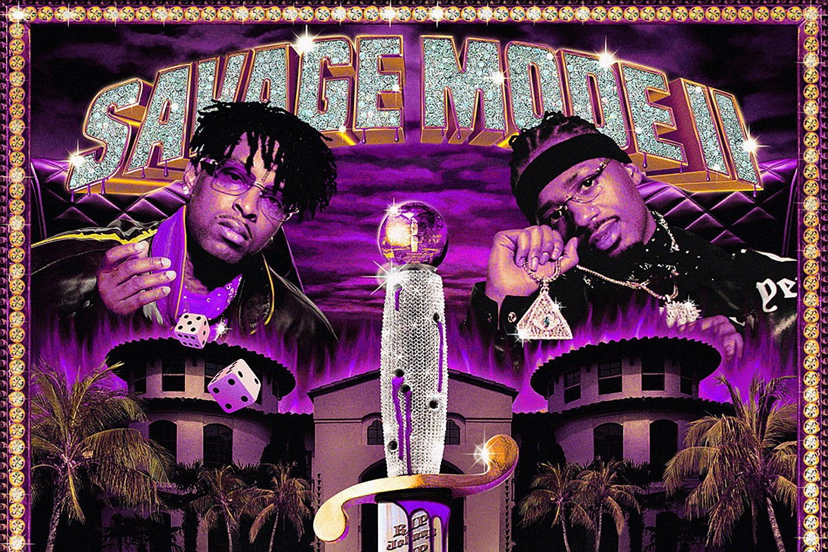21 Savage and Metro Boomin Release Chopped and Screwed Version of Savage Mode 2 Album: Listen