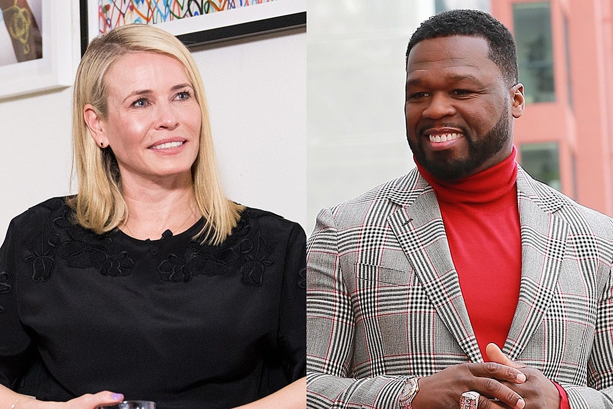 50 Cent's Ex-Girlfriend Offers to Pay His Taxes If He Reconsiders Supporting Trump