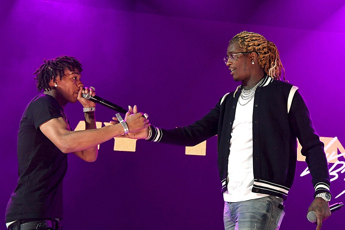 Young Thug Confirms Paying Lil Baby to Focus on Rap Before Baby Became Famous