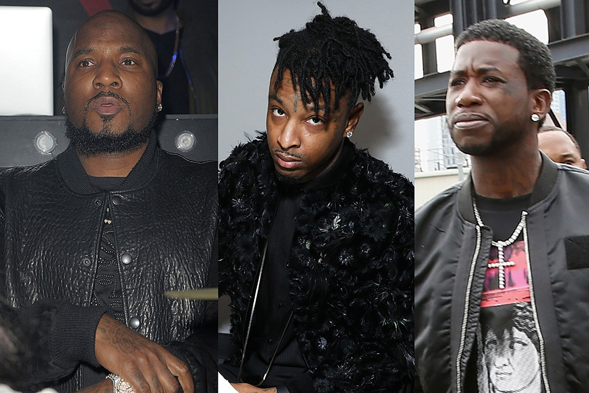 21 Savage Throws Shade at Jeezy During Gucci Mane Verzuz Battle: Watch