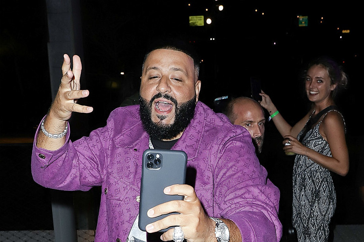 Here Are DJ Khaled's Funniest Catchphrases