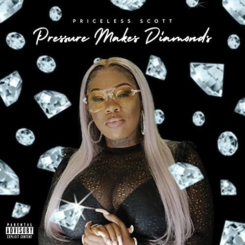 Priceless Scott Shows Her Own Transformation On Brand New EP Pressure Makes Diamonds