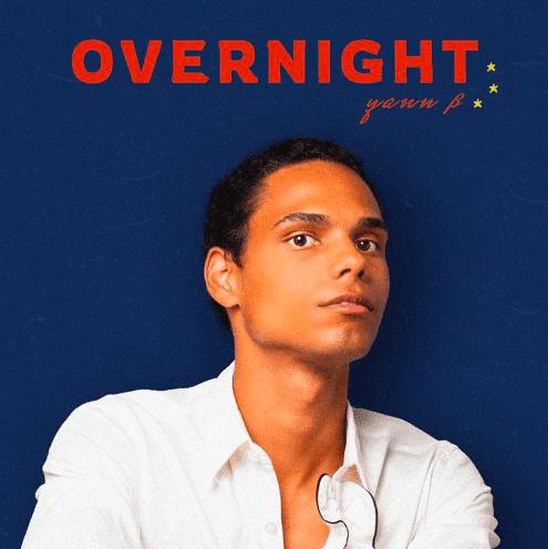 "Yann Brassard Released A New Disco-Inspired Single ""Overnight"""