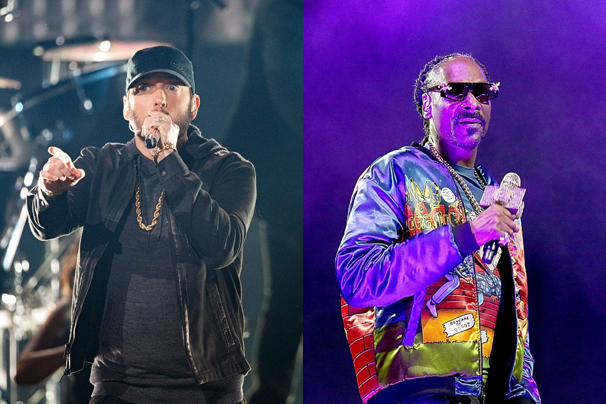 Eminem Explains Why He Took a Shot at Snoop Dogg on New Song, Says He Felt Disrespected by Snoop