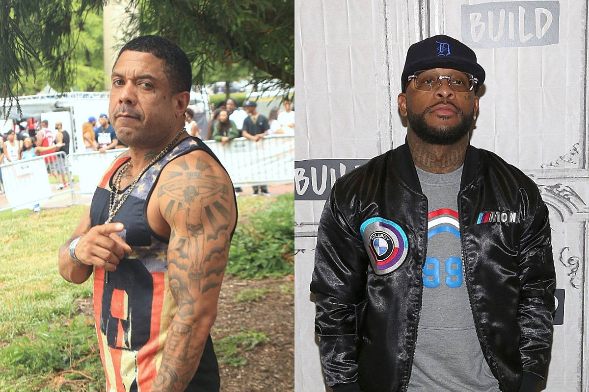 "Benzino and Royce 5'9"" Beef Erupts, Rappers Trade Savage Blows"