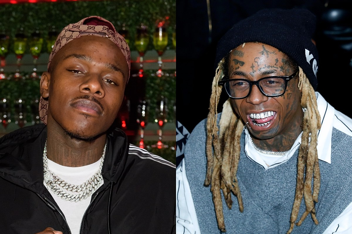 DaBaby Claims He and Lil Wayne Are the Best Rappers Alive