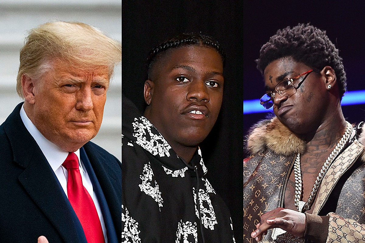 Lil Yachty Tweets Donald Trump Saying Kodak Black Deserves to Have His Prison Sentence Commuted