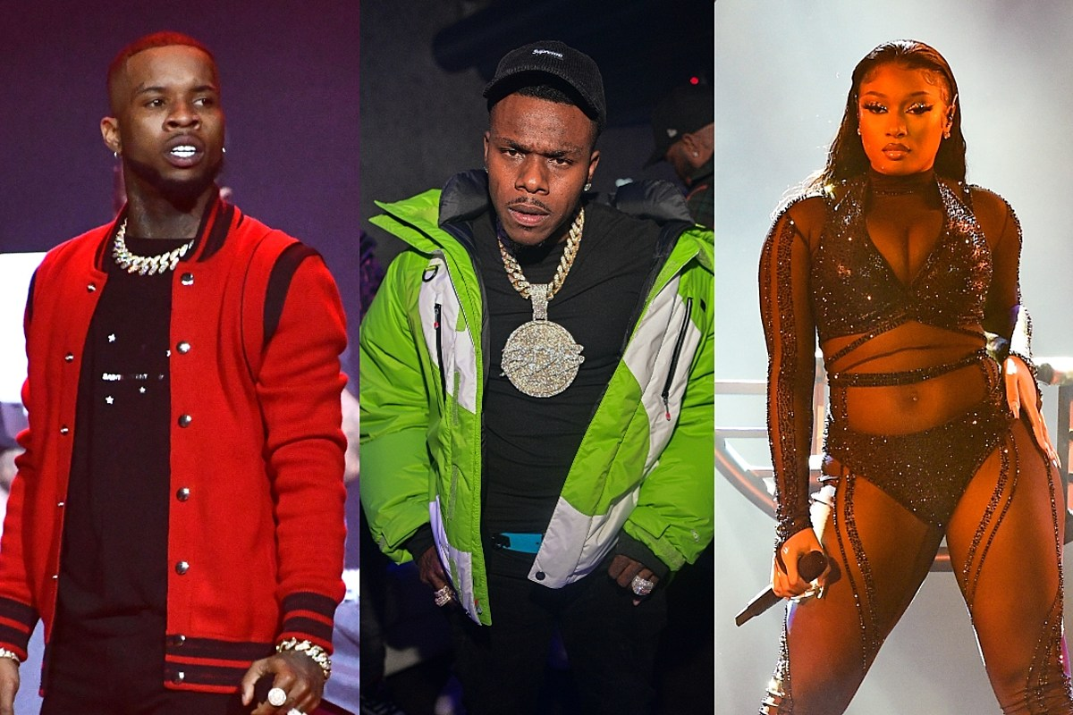 DaBaby Gets Put on Blast After Tory Lanez Collab Announcement, Megan Thee Stallion Responds