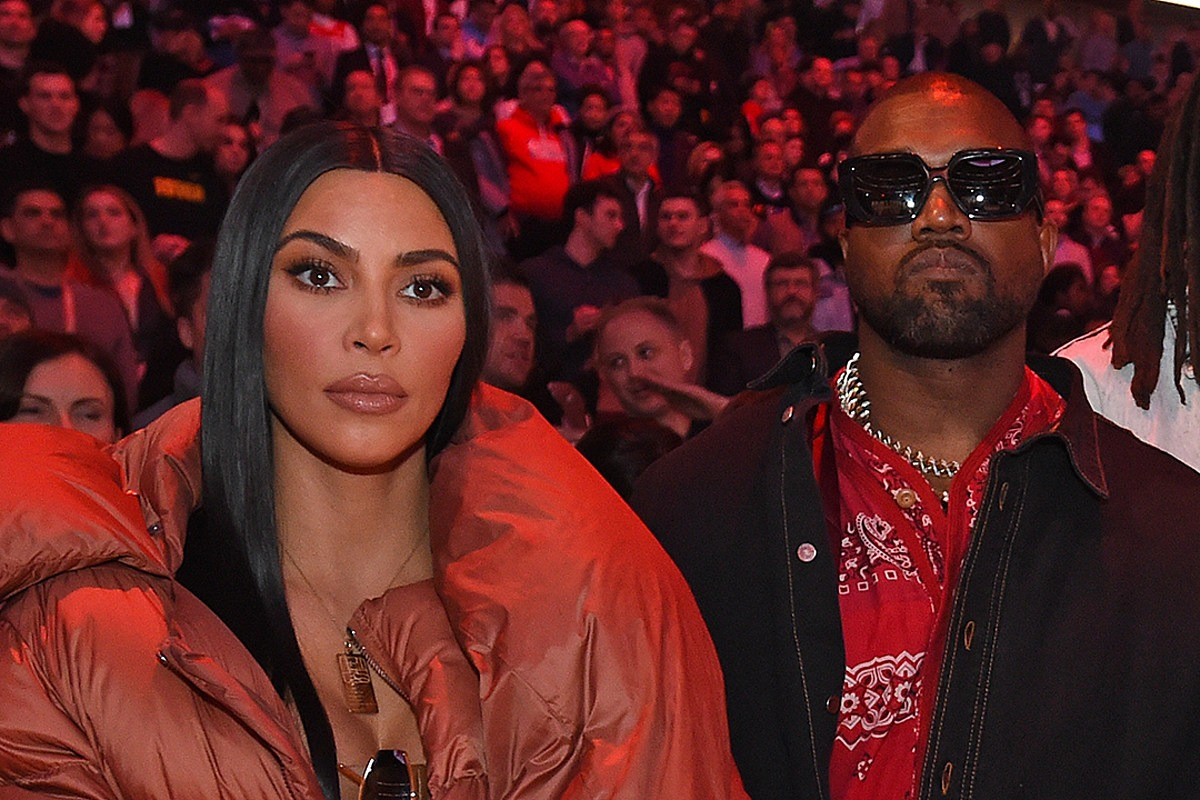 Kanye West and Kim Kardashian Are Reportedly Getting a Divorce
