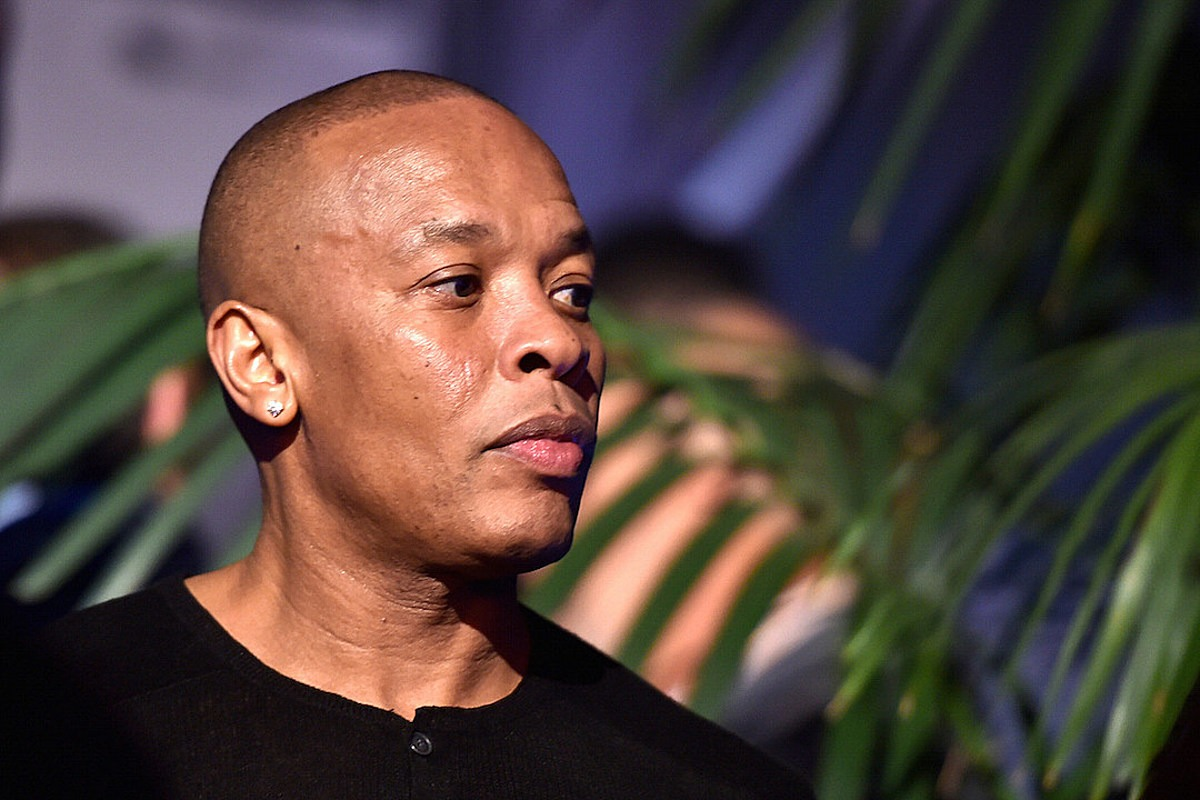 Four Men Attempt to Rob Dr. Dre's Home After Dre Suffered a Brain Aneurysm: Report