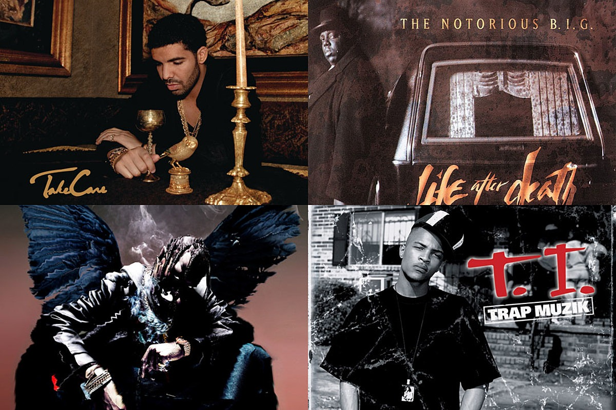 These Hip-Hop Albums Prove There's No Such Thing as a Sophomore Slump