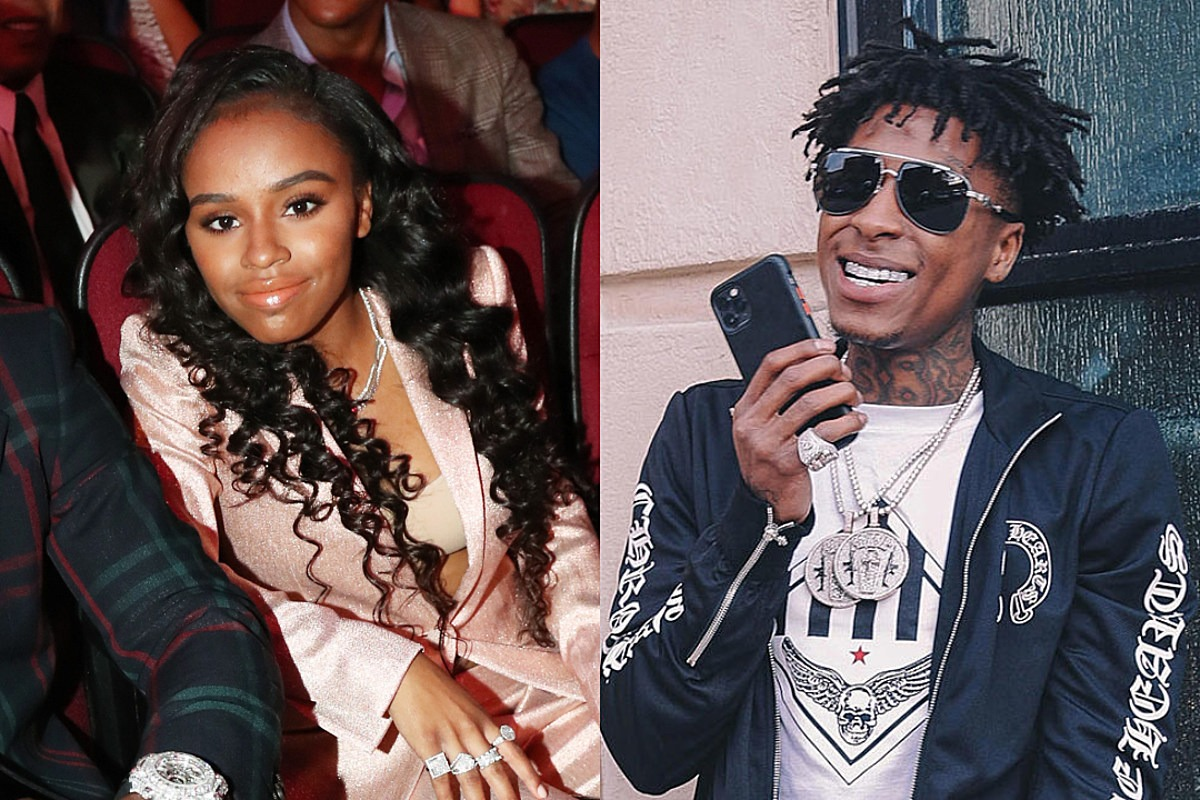 Iyana Mayweather Announces Birth of Her and YoungBoy Never Broke Again's Child