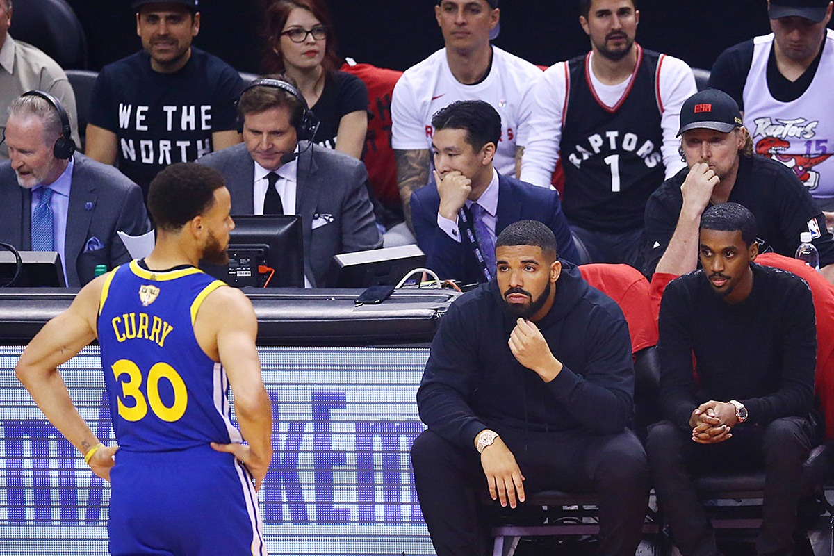 Drake Paid a $500 Fine to Golden State Warriors Coach Steve Kerr for Being Late With Team's Players