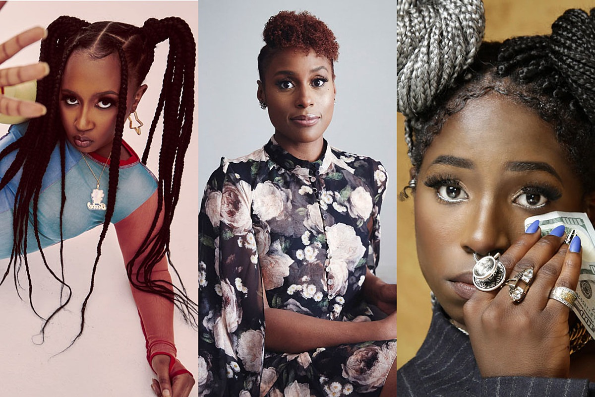 Issa Rae Elevates Her Raedio Label With Yung Baby Tate & TeaMarrr
