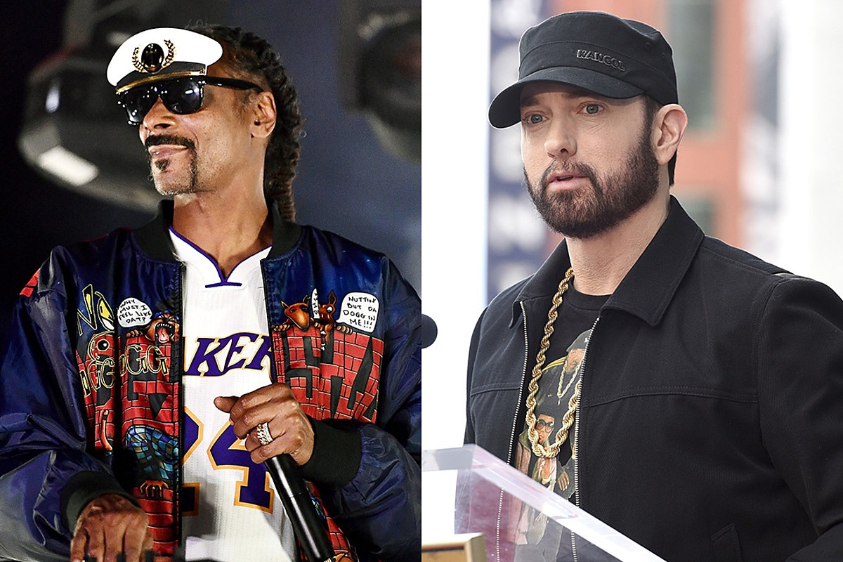 Snoop Dogg Says He and Eminem Are Good After Em Called Out Snoop