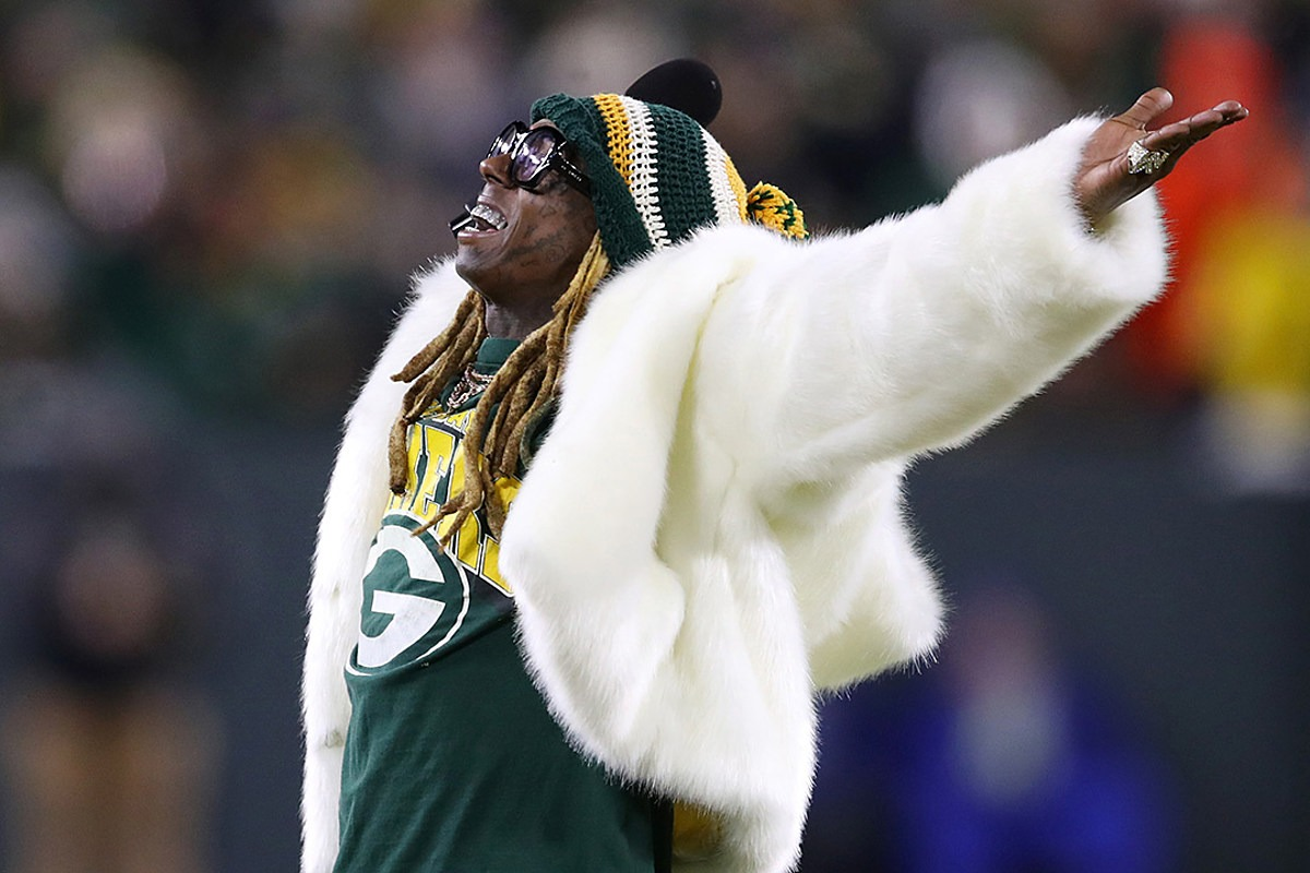 Lil Wayne Drops Green Bay Packers Theme Song 'Green and Yellow' – Listen