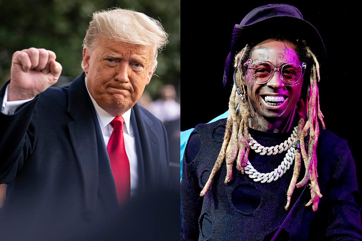 Trump Administration Prepares Paperwork to Pardon Lil Wayne – Report
