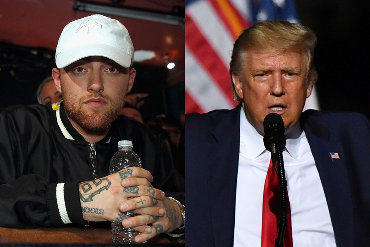 Mac Miller's Birthday Falls on What Is President Trump's Last Full Day in Office