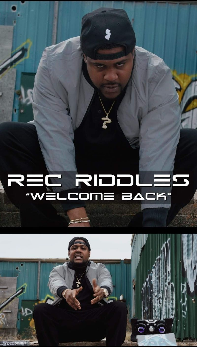 Rec Riddles – Welcome Me Back