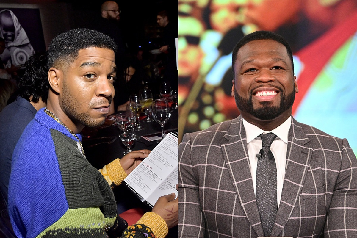 Kid Cudi Says He and 50 Cent Are Starting a New TV Show Together