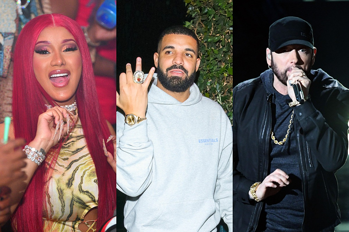 These Are the Breakout Hip-Hop Songs That Took Your Favorite Rappers to the Next Level
