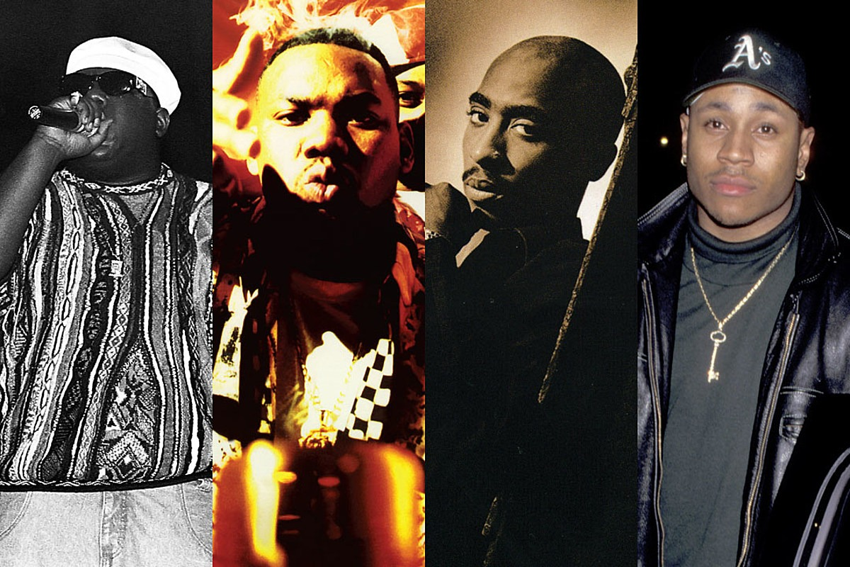 Here Are Important Hip-Hop Moments in 1995 That Were Pivotal to the Golden Era