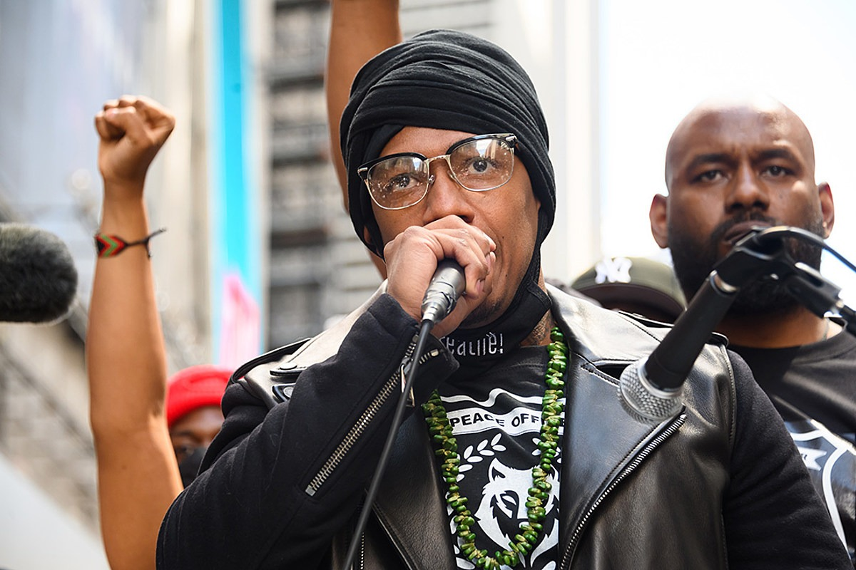 Nick Cannon Tests Positive for COVID-19