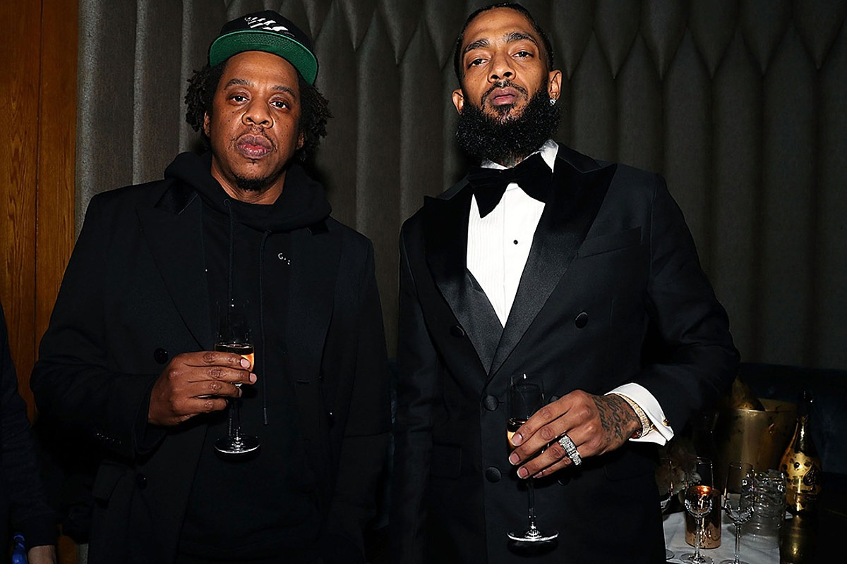 Hear Jay-Z and Nipsey Hussle's New Song 'What It Feels Like'